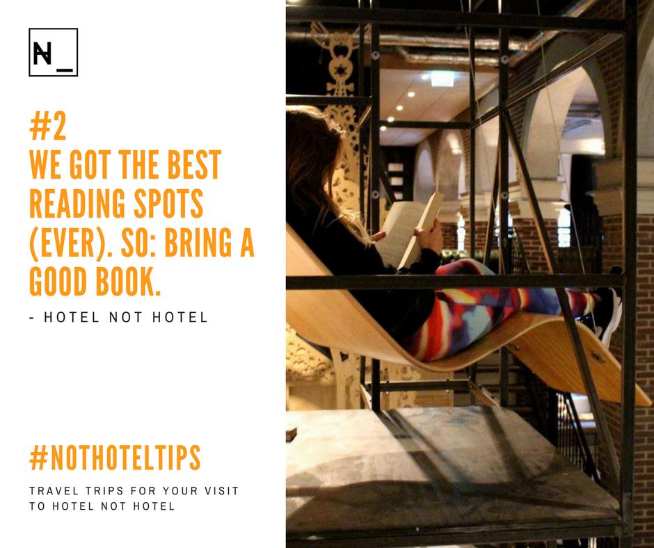 Hotel Not Hotel Social Media Packing List Amsterdam Facebook Post