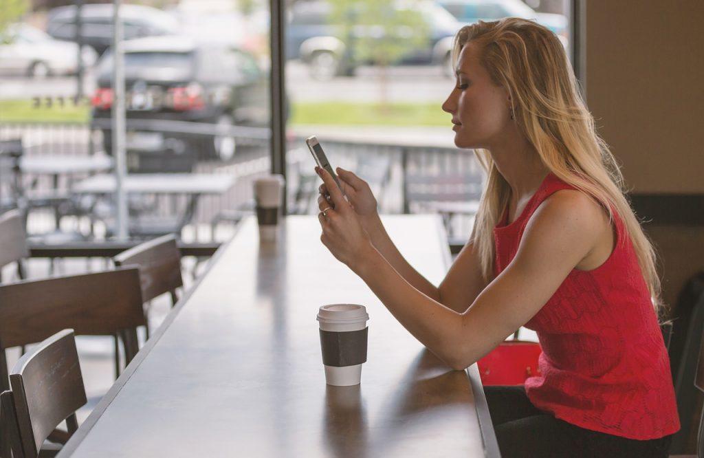 Mobile first restaurant website