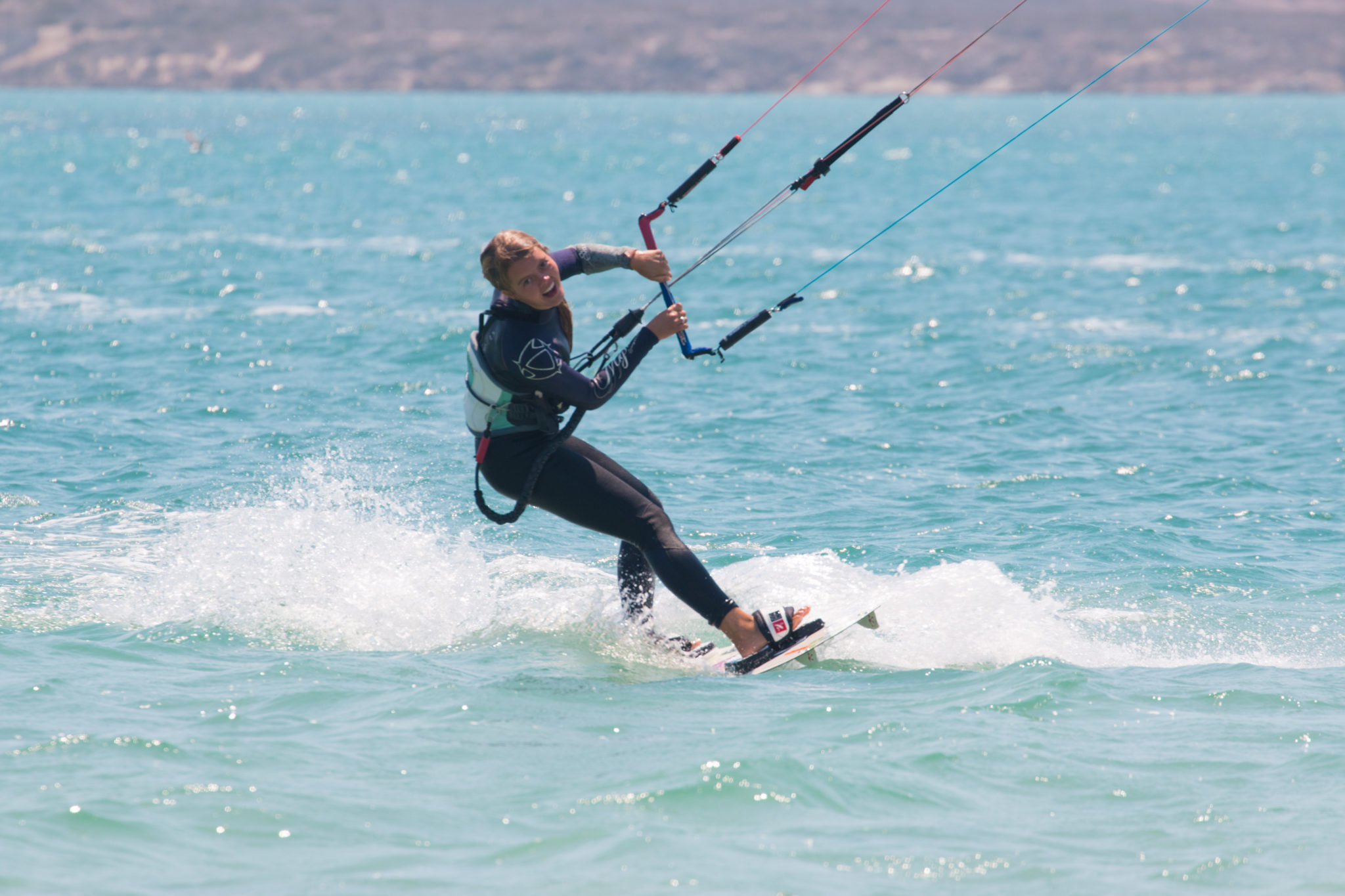 Kitesurf is another passion of mine - About me - Tremento Hospitality Marketing