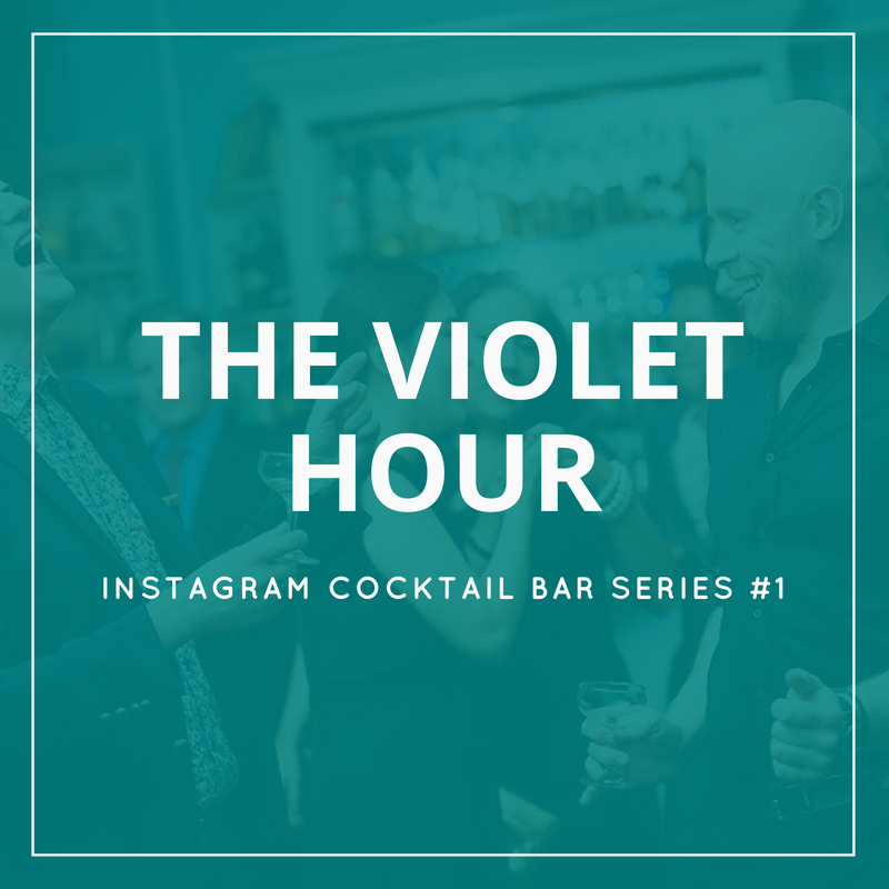 The Violet Hour - Instagram Cocktail Bar