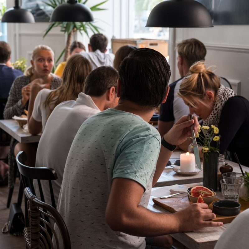 Restaurant Photography - Maf & Kaffe - Copenhagen