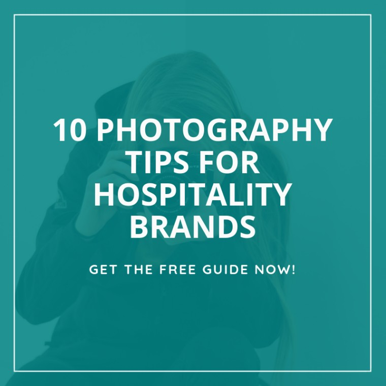 10 Photography Tips for Hospitality Brands