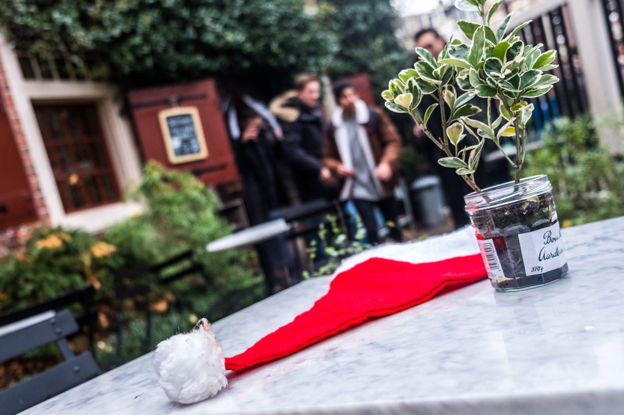 De Koffieschenkerij - Christmas Photography
