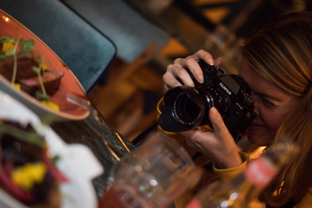 Practice Restaurant Photography