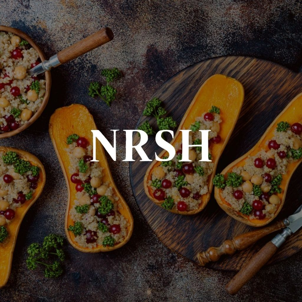 Healthy Restaurant Names - NRSH
