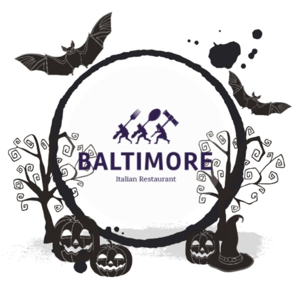 Halloween Logo Idea