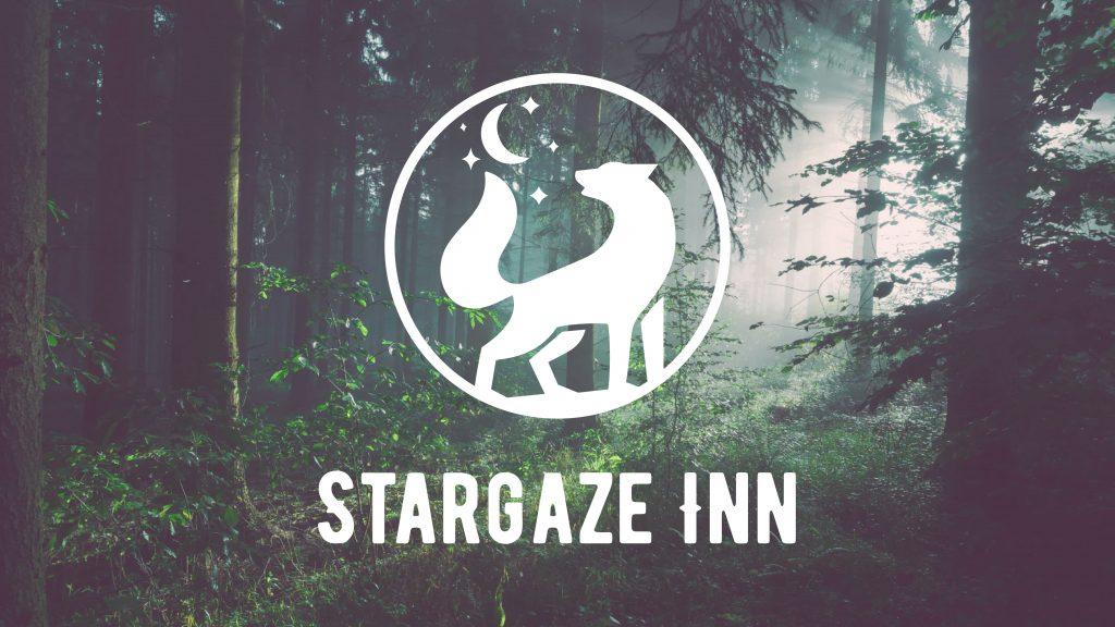 Stargaze Inn - Hotel Logo Idea