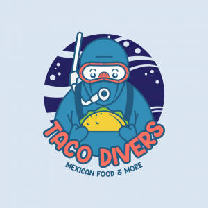 Logo for Mexican Restaurant- Taco Drivers
