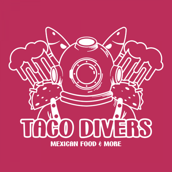 Mexican Food Logo - Taco Drivers