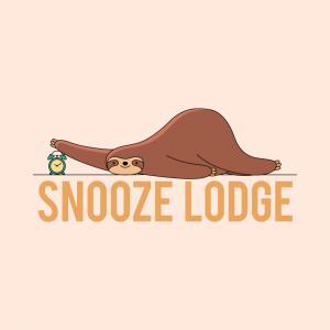 Cozy Cottage Logo - Snooze Lodge