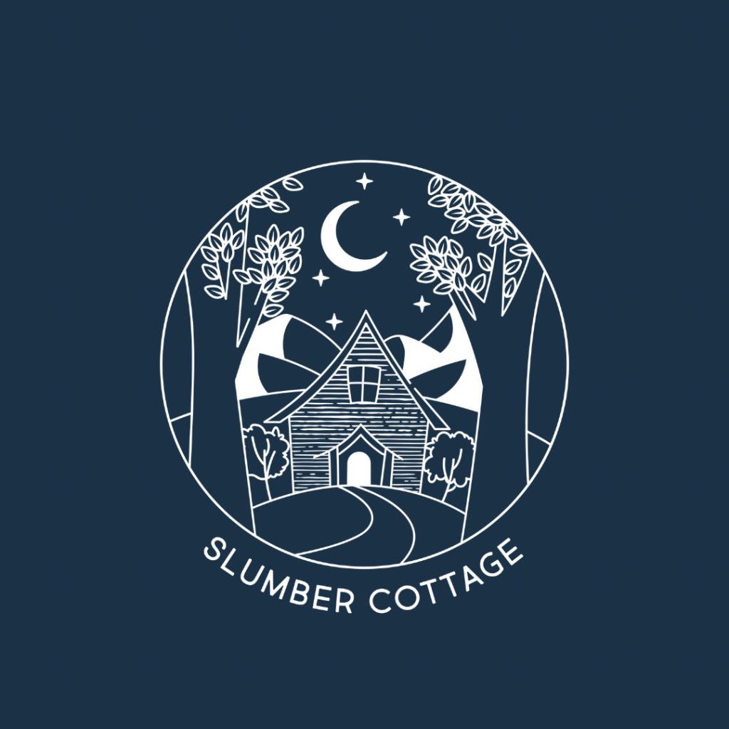 Forest Cottage Logo - Slumber Cottage