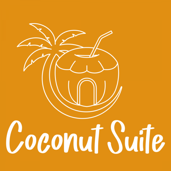 Tropical Hotel Logo - Coconut Suite