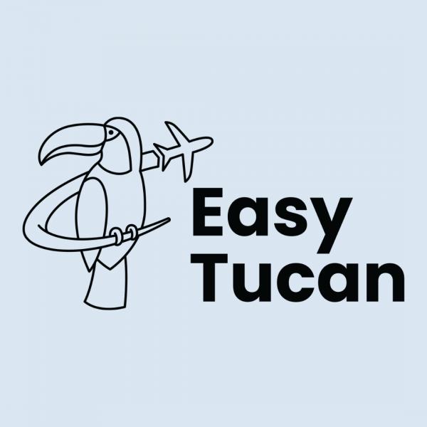 Fun Tucan Logo - Easy Tucan