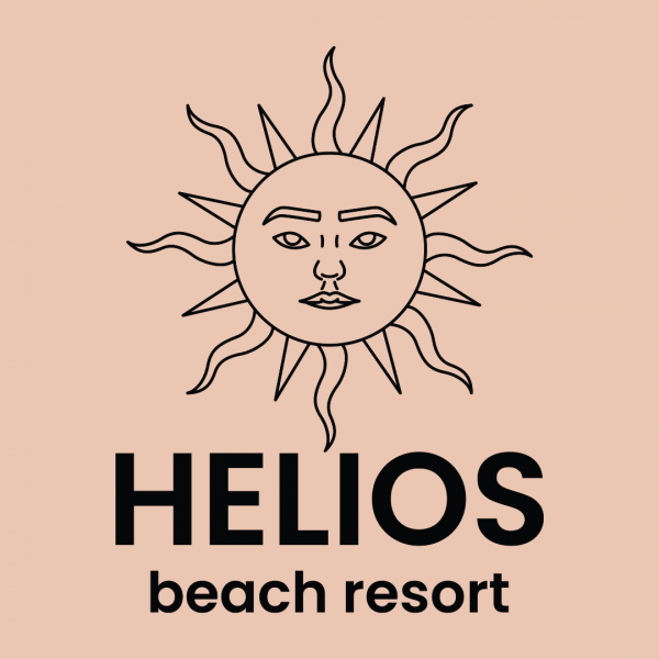 Radiant Beach Resort Logo - Helios Beach Resort