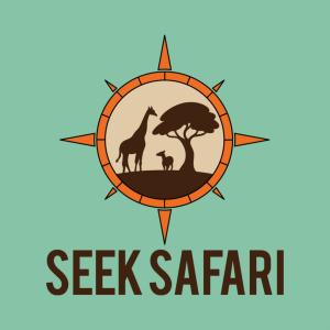 Modern Camping Logo - Seek Safari