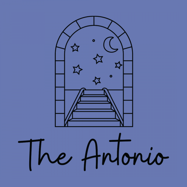 Fancy Hotel Logo - The Antonio