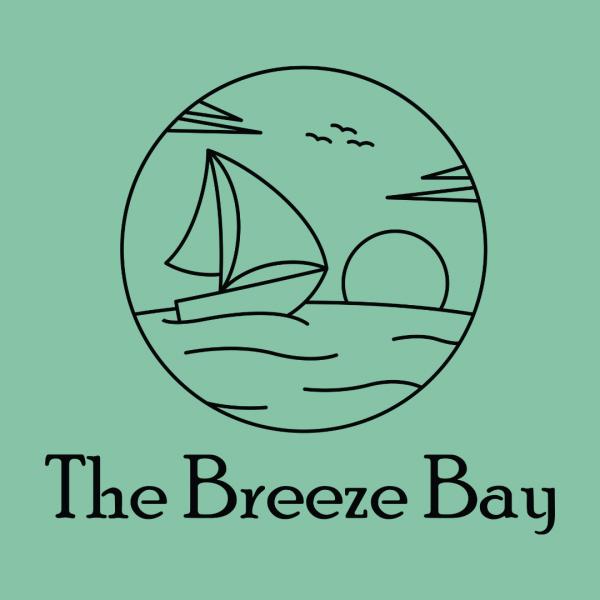 Amazing Waterfront Hotel Logo - The Breeze Bay