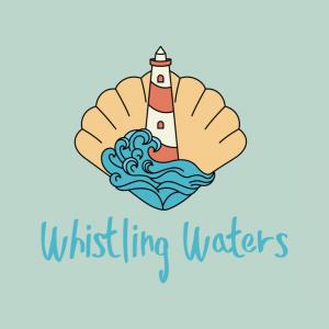 Artistic Resort Hotel Logo - Whistling Waters