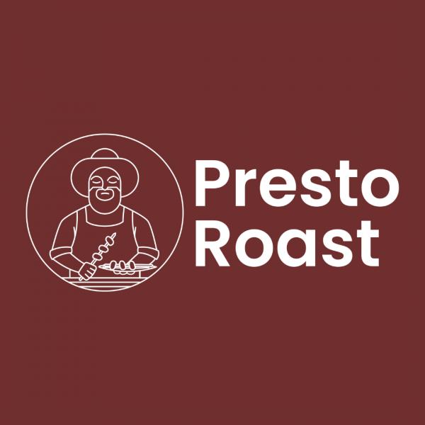 BBQ logo - Presto Roast