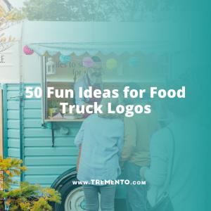 50 Fun Ideas for Food Truck Logos