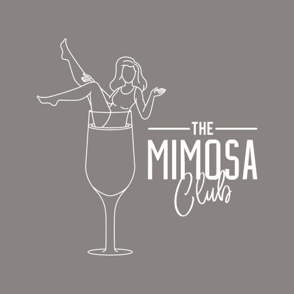 Bar Logo - The Mimosa Club