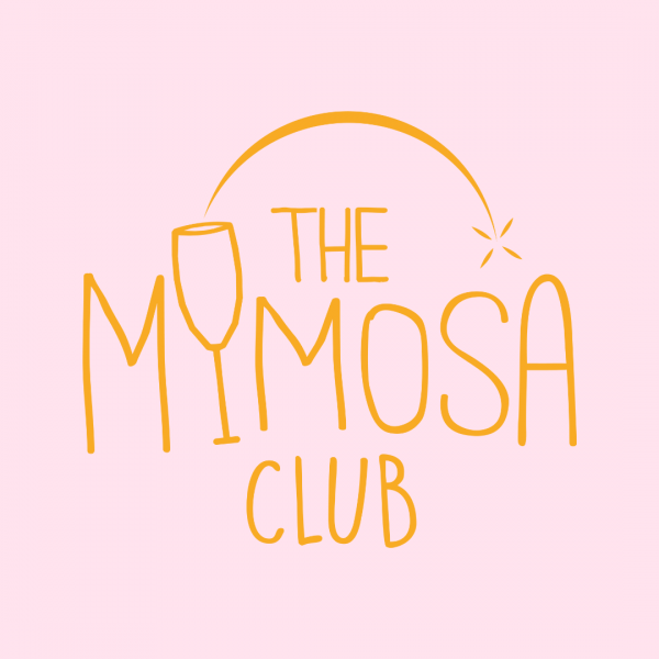 Restaurant Bar Logo - The Mimosa Club